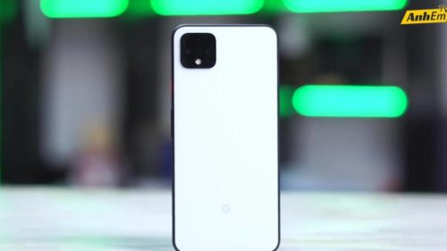 Pixel 4 and Pixel 4 XL hands-on videos confirm panda color, 90 Hz screen