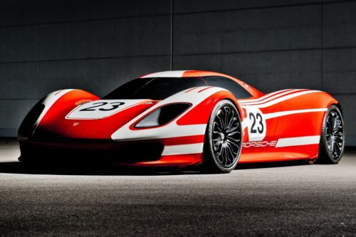 New Porsche hypercar gunning for Aston Martin Valkyrie