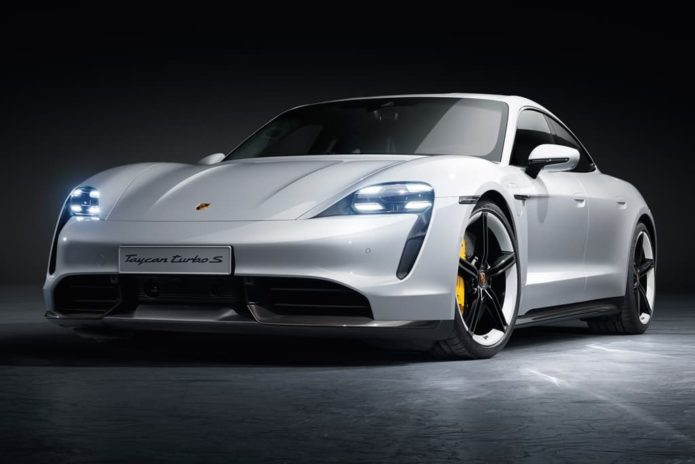 Porsche Taycan: Everything you need to know