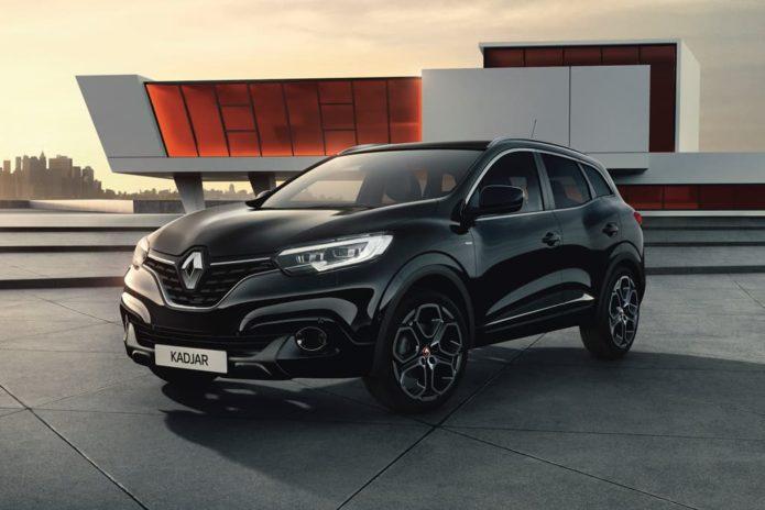 Renault Kadjar SUV priced