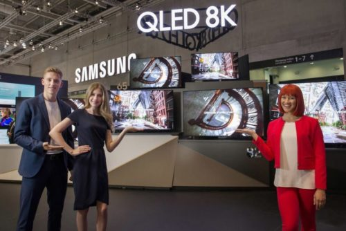 Samsung and LG caught in a public spat over 8K TVs