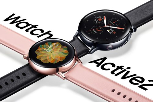 Galaxy Watch Active 2 is getting a huge upgrade: But not in time for the Apple Watch 5