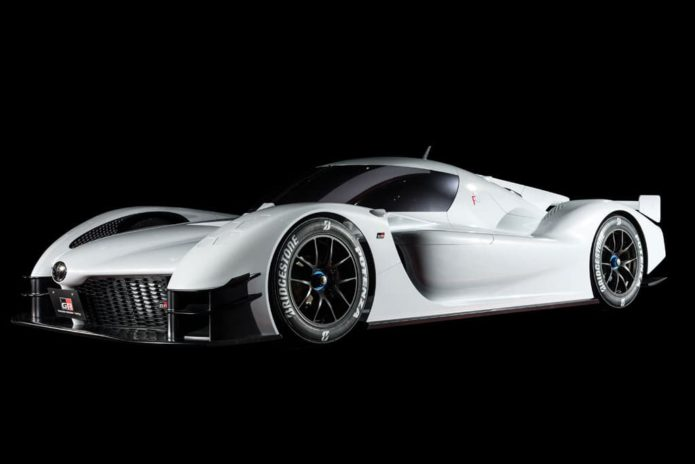 Aussies bid for Toyota hypercar