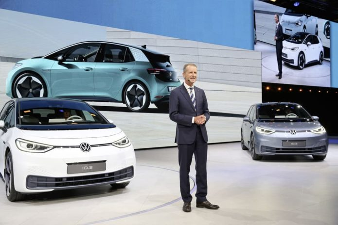 FRANKFURT MOTOR SHOW: Electrifying the world