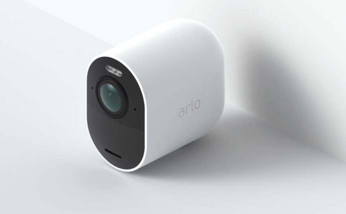 Arlo Pro 3 adds 2K HDR, spotlight and siren to wireless security camera