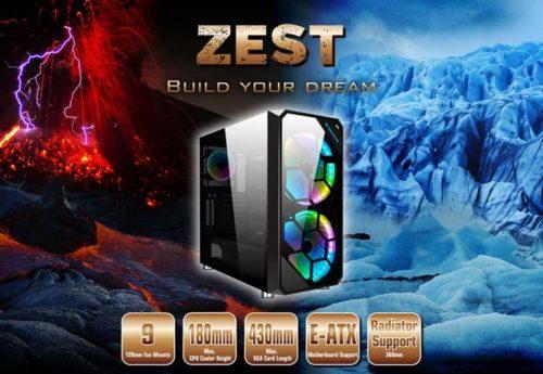 Xigmatek Zest Review