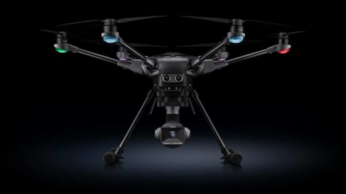 Yuneec Typhoon H3 drone packs high-end Leica camera tech