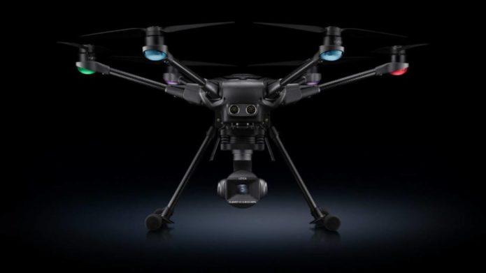 Yuneec Typhoon H3 drone packs high-end Leica camera tech