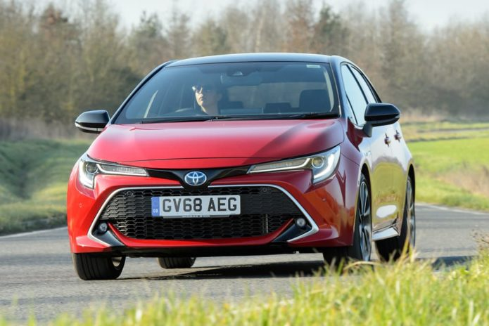 2020 Toyota Corolla hatch pricing revealed