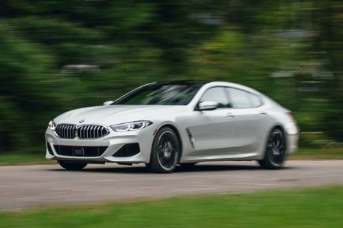 2020 BMW 840i Gran Coupe Is the Prettier and Practical 8-Series