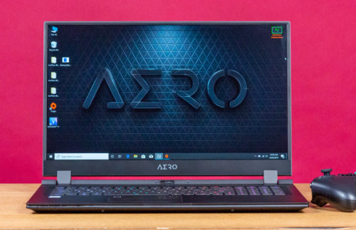 Gigabyte Aero 17 HDR Review
