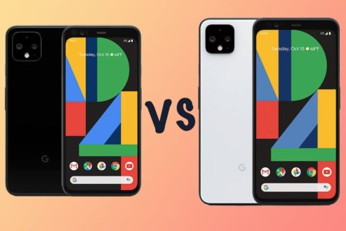 Google Pixel 4 vs Pixel 4 XL: What's the rumoured difference?