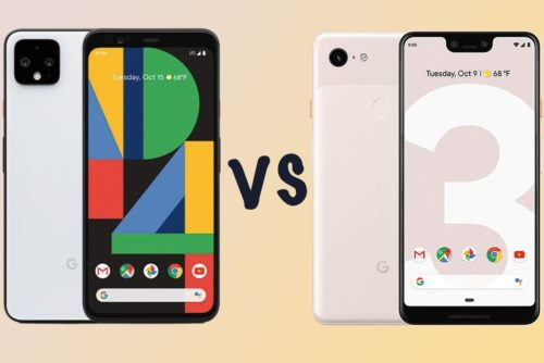 Google Pixel 4 vs Pixel 3: What's the rumoured difference?