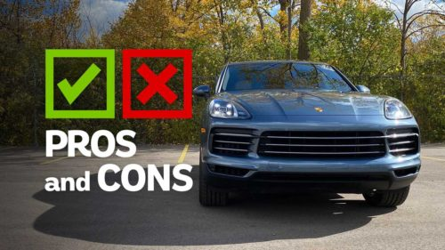 2019 Porsche Cayenne E-Hybrid: Pros And Cons
