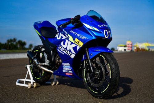 SUZUKI GIXXER SF 250 MOTOGP EDITION UNVEILED: FIRST LOOK