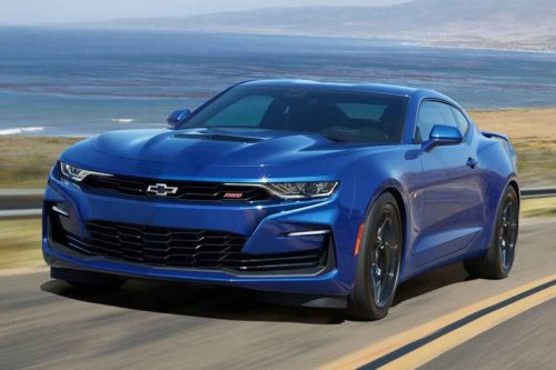 2020 Chevrolet Camaro vs. 2020 Ford Mustang