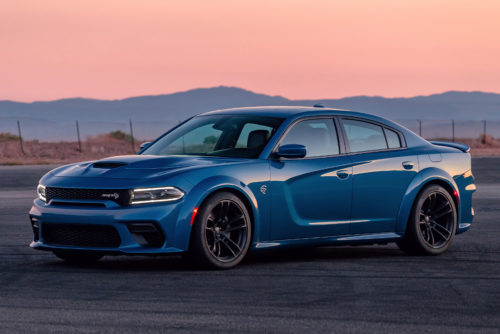 2020 Dodge Charger SRT Hellcat Widebody First Drive: Unabashed Muscle