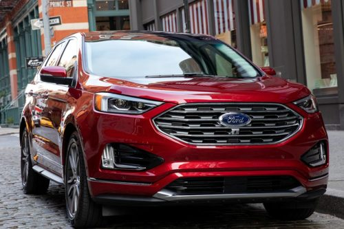 2020 Ford Edge Review