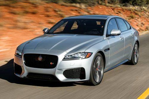 2020 Jaguar XF Review