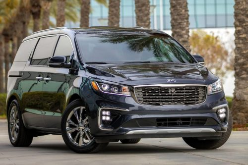 2020 Kia Sedona Review