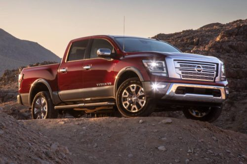 2020 Nissan Titan: First Look