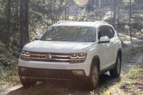2020 Volkswagen Atlas Review
