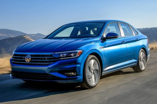 2020 Volkswagen Jetta Review