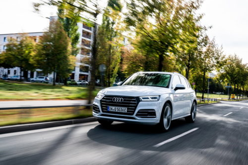 2020 Audi Q5 TFSI E first drive review