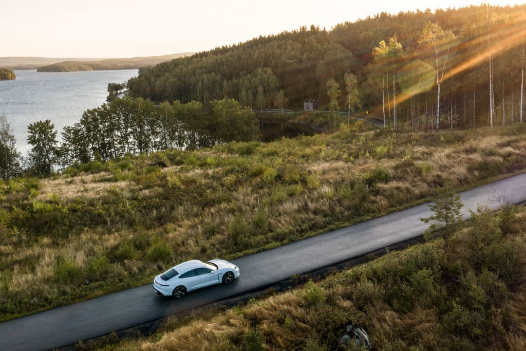 2020 Porsche Taycan Turbo and Taycan Turbo S Review - International Launch