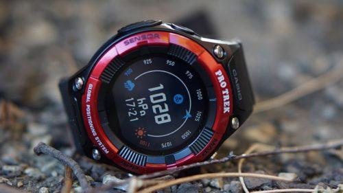 Casio Pro Trek Smart WSD-F21HR review