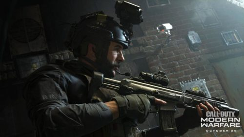Call of Duty Modern Warfare update adds new maps and brings back a Warzone fan favorite