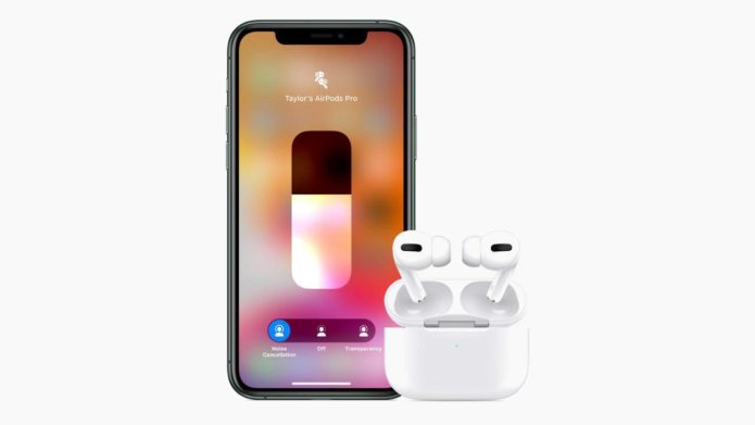iOS 13.2 brings AirPods Pro support, DeepFusion, big HomePod bug