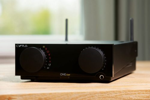 Cyrus ONE Cast is a versatile and 'smart' network streaming system