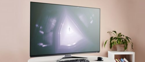 Alienware 55 OLED Gaming Monitor AW5520QF review