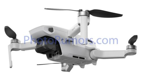 DJI Mavic Mini photos leak ahead of announcement this week
