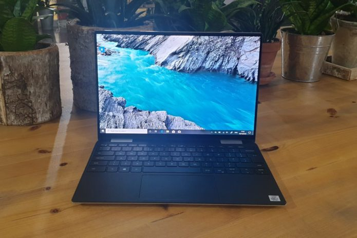 Dell XPS 13 2 in 1 Review in progress: The XPS series keeps getting better as Dell adopts Intel's new Ice Lake chip