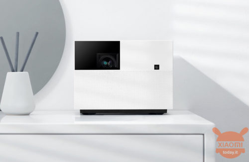 Xiaomi Fengmi Vogue projector: 1080P resolution and 1500 ANSI lumens
