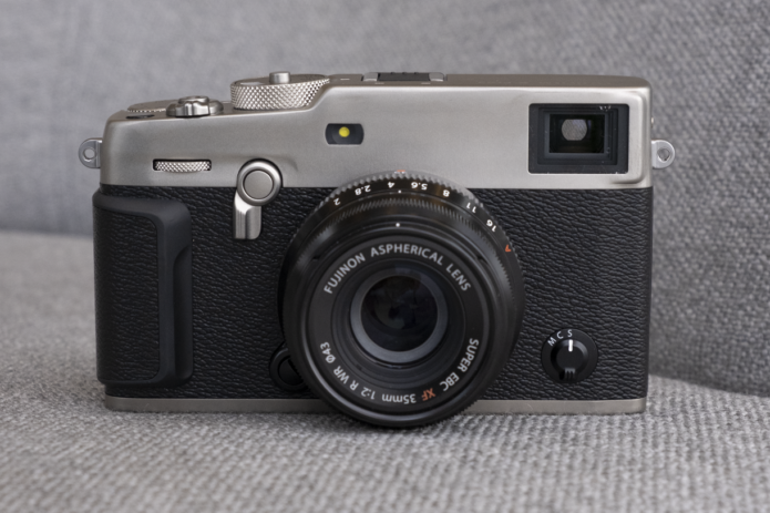 Hands on: Fujifilm X-Pro3 Review