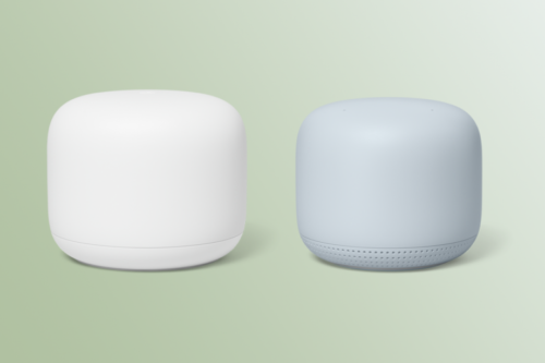 Google Nest Wifi: Google's new WiFi system gets an audio upgrade