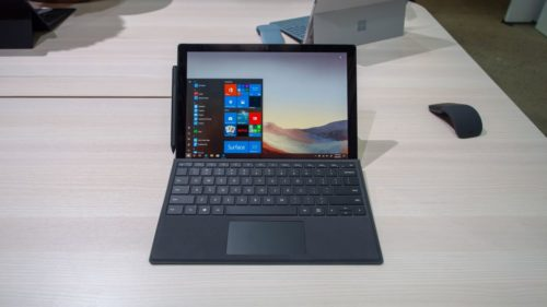Hands on: Microsoft Surface Pro 7 review