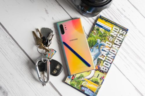 Samsung Galaxy Note 10+ : A Great Camera With a Phone