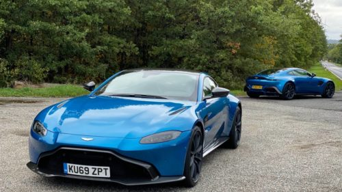 2020 Aston Martin Vantage AMR First Drive: Long live the manual
