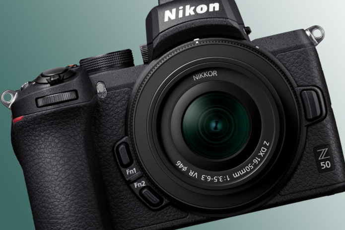 Fancy trying a Nikon Z50? It's making its UK debut next week at this show