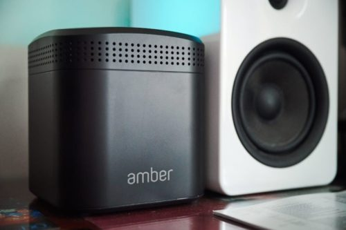 Amber (A Personal Hybrid Cloud Device for Photographers) Review