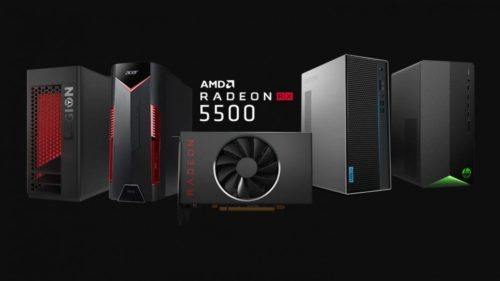 AMD Radeon 5500 brings a secret weapon to the GPU midrange