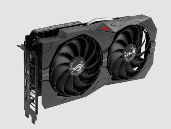 Asus' latest GTX 1660 and 1650 Super GPUs improve performance at budget price