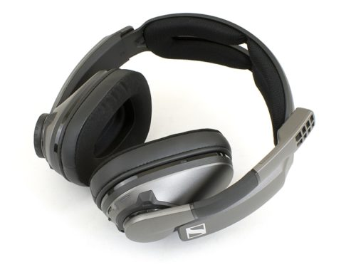 Sennheiser GSP 370 hands-on review: wireless gaming headset