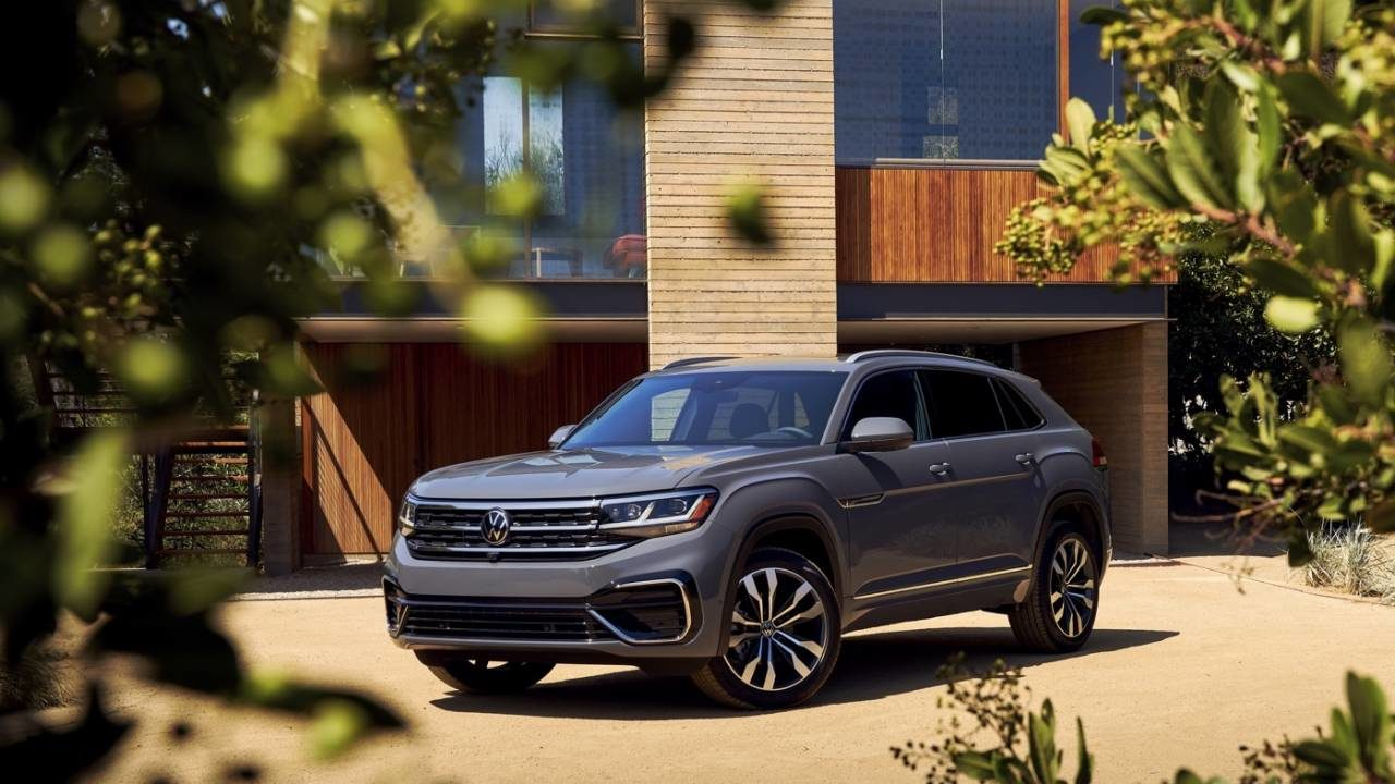 2020 Vw Atlas Cross Sport Tailors Two Row Suv For American
