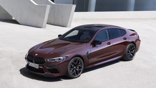 2020 BMW M8 Competition review