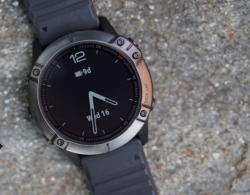 Garmin Fenix 6X review : Still the best multisport watch to brave the outdoors with